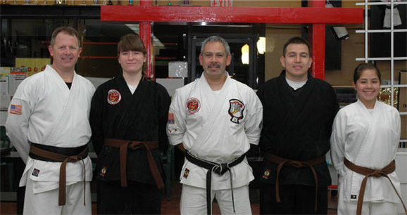 Teens and adult martial arts in Madera, CA